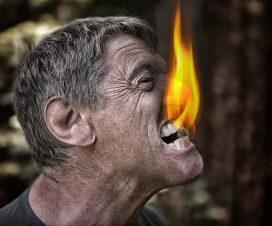 kendiliğinden yanan insanlar