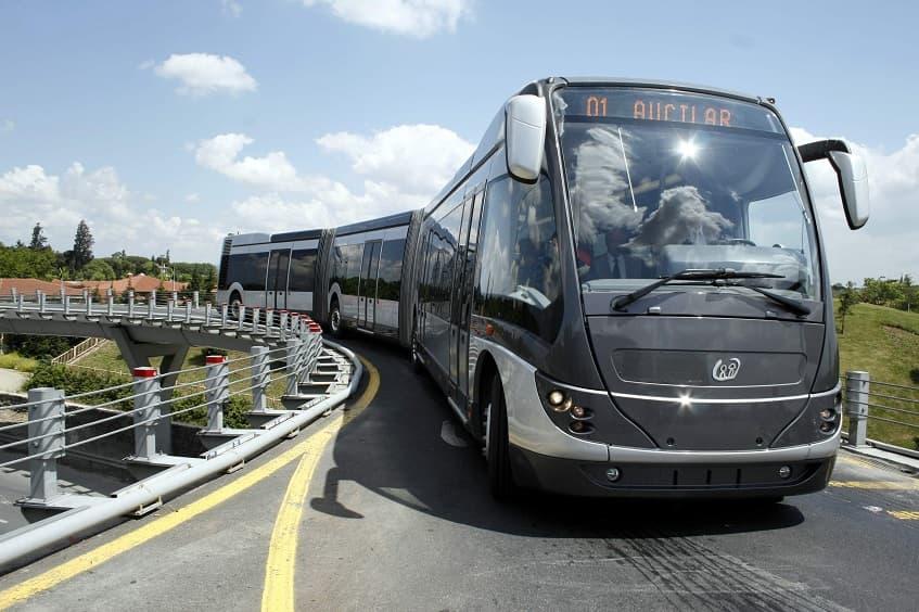 Metrobüs Binme